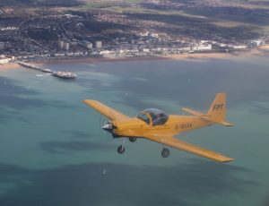Flight Experience over Brighton